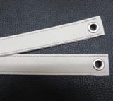 Schouderband in 4 lengtes en 17  kleuren nikkel ring_