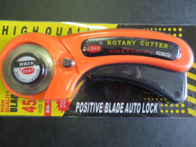 Snijmes-Rotary Cutter  met 45 mm snijblad