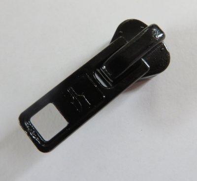 Ritsschuiver voor de  6 mm blokrits zwart