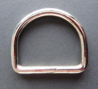 D  Ring 62 mm binnenmaat 50 gelast