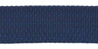Tassenband PP zwaar band 30 mm donkerblauw