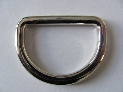 D  Ring de luxe 50 mm binnenmaat 40