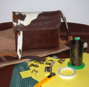 Compleet pakket om deze tas te maken