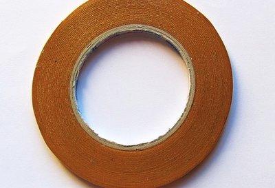 Ritstape professioneel 50 meter 7 mm breed Aanbieding