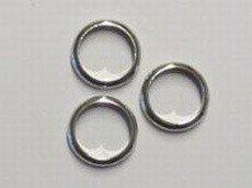 Ring 16,4 mm binnenmaat 12 mm klein ringetje voor 1 cm breed band