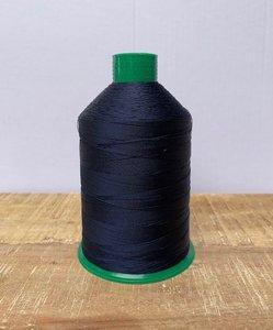 Industrie naaigaren donkerblauw dikte 30