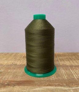 Industrie naaigaren olijfgroen dikte 40