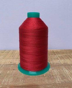 Industrie naaigaren rood dikte 40