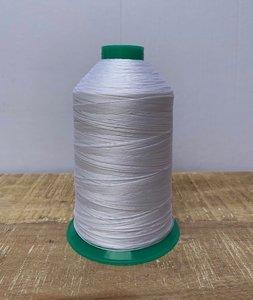 Industrie naaigaren gebroken wit dikte 40