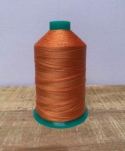 Industrie naaigaren oranjegeel dikte 30
