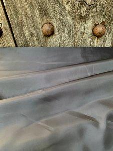 Professionele voeringstof grijs 160 cm breed zware kwaliteit
