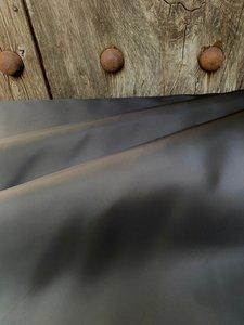 Professionele voeringstof antracietgrijs zware kwaliteit 160 cm breed